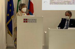 Progetto di Riconversione e Riqualificazione Industriale (PRRI) dell'Area di Sviluppo complessa di Torino e stato di avanzamento lavori dei progetti MTCC e Città dell'Aerospazio