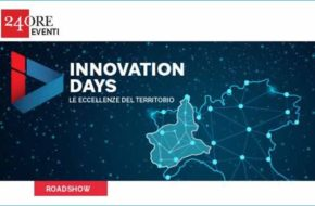 L'Innovation Days fa tappa in Piemonte il 1 ottobre