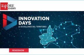 L'Innovation Days fa tappa in Piemonte il 1 ottobre