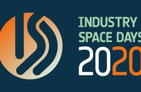 Evento gratuito online in occasione degli Industry Space Day il 16 e 17 September 2020
