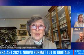 Online l'intervista a Fulvia Quagliotti, in occasione della partecipazione alla fiera digitale A&T Automation & Testing