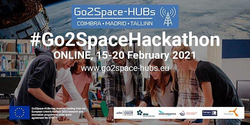 15-20 Febbraio 2021 #Go2SpaceHackathon