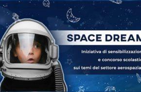 """8 marzo 2021: con """"Space Dream"""" il CTNA invita gli studenti ad avvicinarsi alla Luna"""