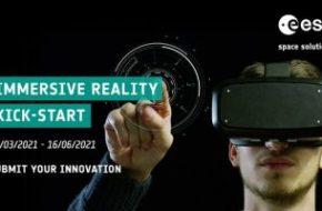 Immersive Reality: nuova Call di ESA