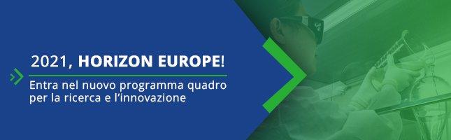 2021, Horizon Europe!