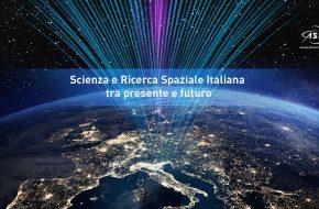 20 luglio dalle 9:30 alle 13: Scienza e Ricerca spaziale italiana tra passato e futuro